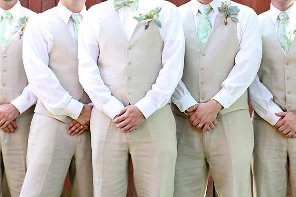 Beach Groom Wedding Attire Ideas – Abaco Weddings